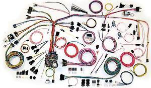 camaro wiring harness 67 68 chevy camaro classic update american autowire wiring harness kit 500661