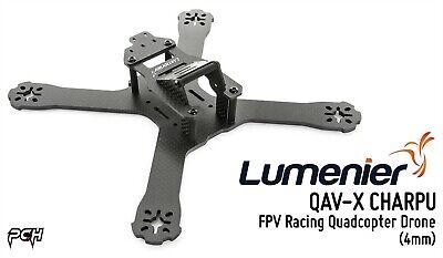 LUMENIER QAV-X CHARPU FPV Racing Drone Quadcopter Kit (4mm) 6135