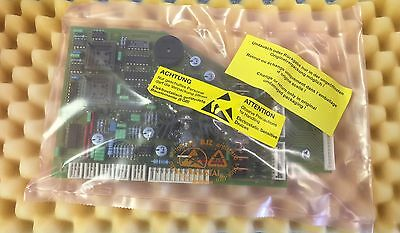 Alm Maquet Operating Table Controller Board - Part Number 970.2073 New