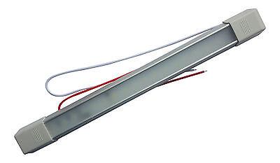 CAMPERVAN MOTORHOME INTERIOR 18 LED STRIP LIGHT WHITE 3.6W 320LM 12V-28V DC