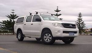 2011 Toyota Hilux 4x4 Dual Cab Exc Condition Hillarys Joondalup Area Preview