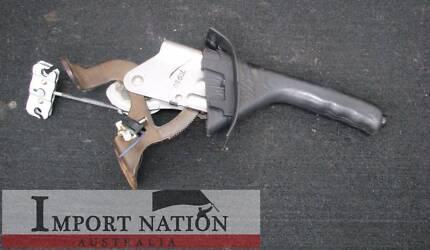 WRX GC8 Leather Handbrake Assy Braeside Kingston Area Preview