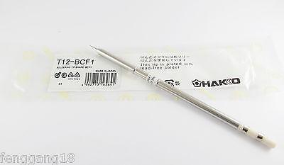 T12 Replace Soldering Solder Iron Tip For Hakko Shape-0.8D  PCB Repair Product