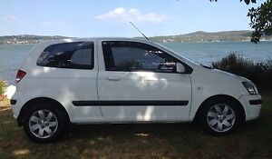 2004 Hyundai Getz GL Marmong Point Lake Macquarie Area Preview
