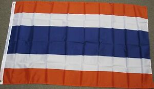 3X5 THAILAND FLAG THAI COUNTRY FLAGS NEW ASIA F226