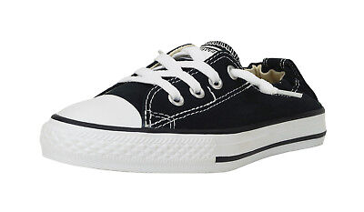 Kids Girls Converse (Converse All Star Kids Kids Boys Girls Youths Shoreline Slip Black Boys)