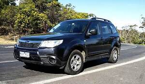 2008 Subaru Forester Wagon Bellfield Banyule Area Preview
