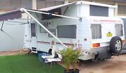 CARAVAN TRAILER 18ft - Good Conditions - Registered May 19 Zillmere Brisbane North East Preview