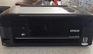 EPSON PRINTER WITH INK Maroubra Eastern Suburbs Preview