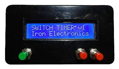 Digital Programmable Timer Switch