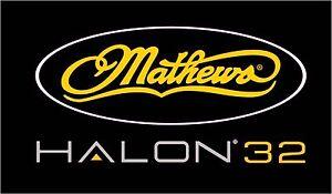 Mathews Decal Halon 32 (NEW)