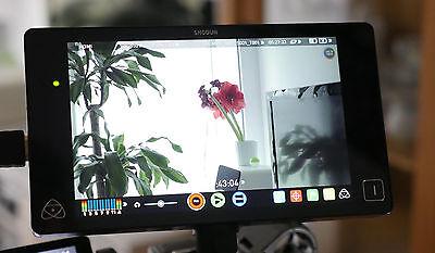Atomos Shogun, Monitor und Recorder
