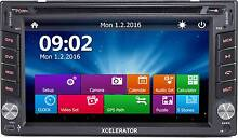 2 Din Car GPS, DVD Stereo BlueT-with Reverse Camera Logan Central Logan Area Preview
