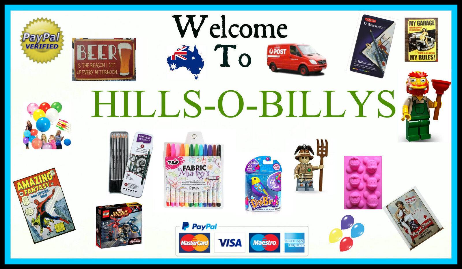 HILLS-O-BILLYS