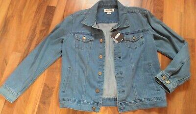 Hoxton denim SKULL  jacket faded style jacket.,UNISEX punk ELECTRO BIKER POP ART