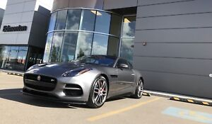 2018 F-Type R AWD - $1,092/Month LEASE TAKEOVER