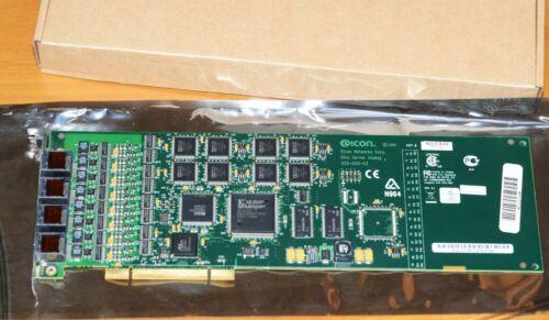 Eicon 033-055-03  Networks Diva Server Analog Board  803-015-02