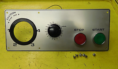 Hobart Mixer Start Stop Timer 115 Volt Kit M802 80qt V1401 140qt Up To Run