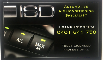 ISD AUTOMOTIVE AIRCONDITIONING SPECIALIST  $99