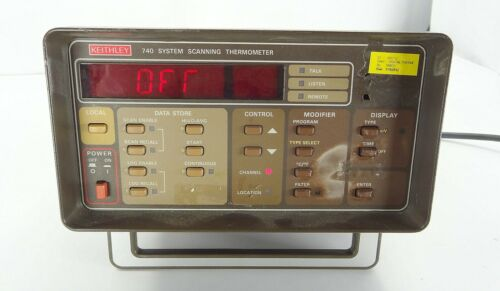 Keithley/SIMCO 740 System Scanning Thermometer