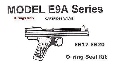 Benjamin Sheridan E9A O-ring Seal Kit
