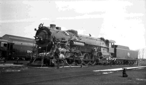 TWN Milwaukee Road 9700 - Original Negative - 1950