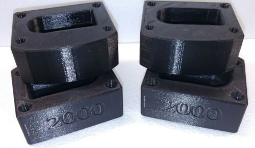 TurboSound-iP2000-Black-Pin-Protectors, will cover two iP2000 units