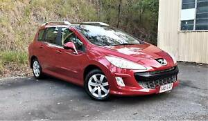 2009 Peugeot 308, 7-Seater, Auto, Rego! Everton Hills Brisbane North West Preview