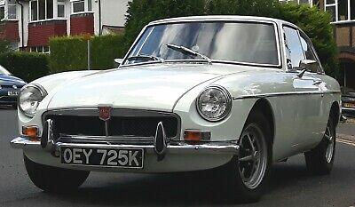 MGB GT Mark III 1971