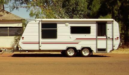 Immaculate 2002 Spaceline Pop-top Caravan Hope Valley Tea Tree Gully Area Preview