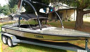 Power Boat Lake Boga Swan Hill Area Preview