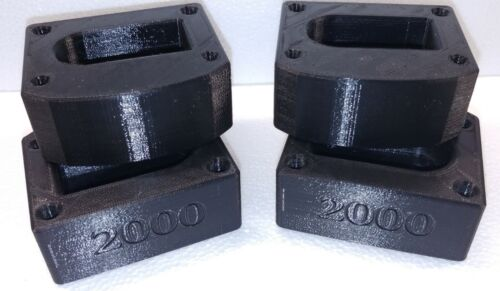TurboSound-iP2000-series - Black Pin-Protectors, will cover two iP2000 units