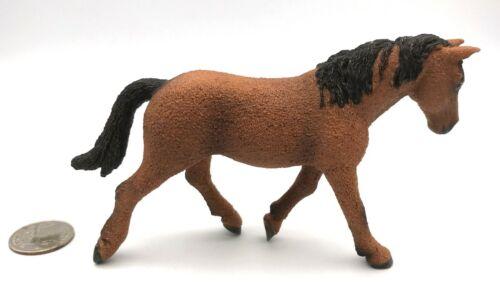 Schleich BASHKIR CURLY MARE Horse - Animal Figure 2014 Retired 13780