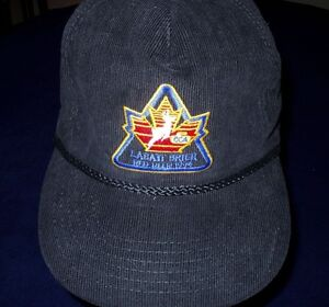 1994 LABATT BRIER CAP / HAT - Red Deer, Alberta - CCA - Mint