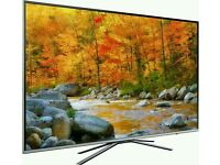 "Samsung 49"" 4k UHD new KU6400 Series LED SMART WI-Fi TV BUILT IN HD FREEVIEW ."