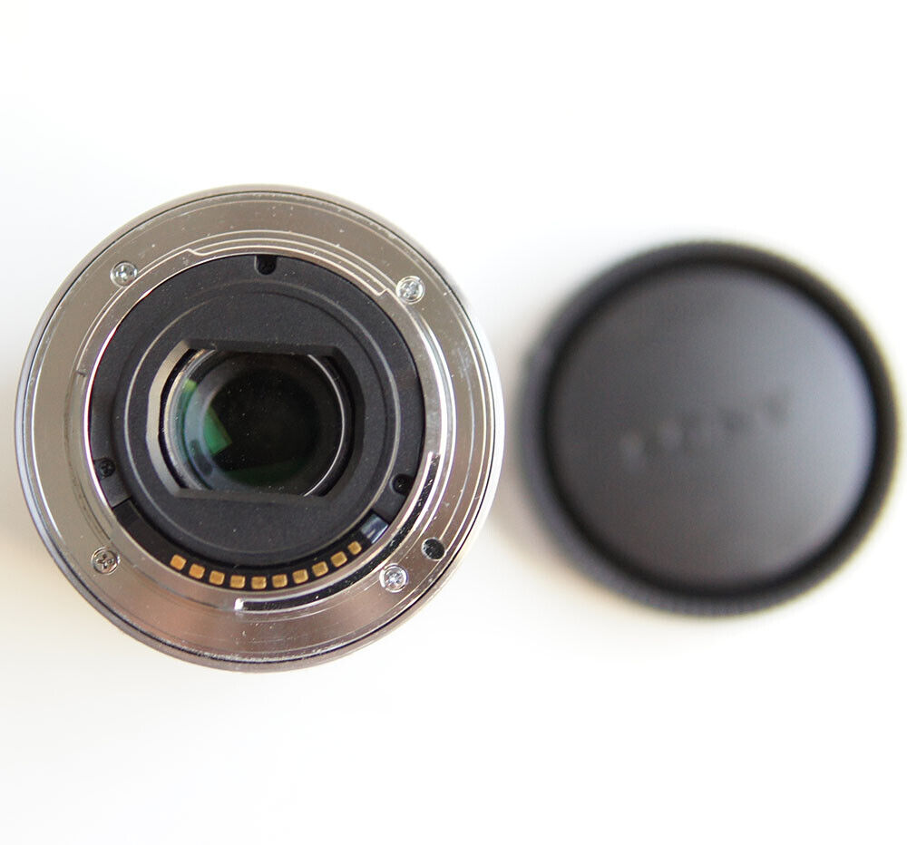 Sony E 18-55mm f/3.5-5.6 OSS SEL1855 Silver Lens for E-Mount #2