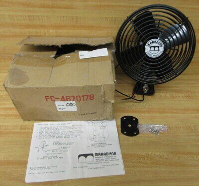 Maradyne 67960-g1 Fan 67960g1