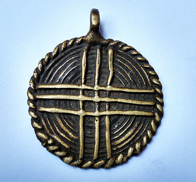 Talisman of Protection Brass Rajasthan