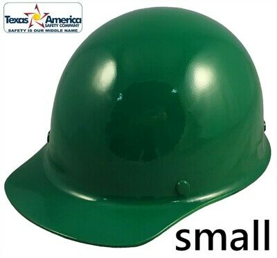 Msa Skullgard Small Cap Style With Ratchet Suspension - Green