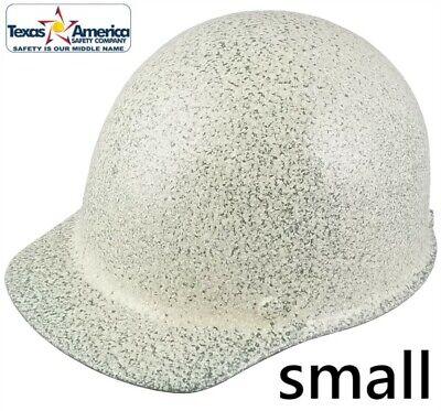 Msa Skullgard Small Cap Style With Ratchet Suspension - Textured Stone