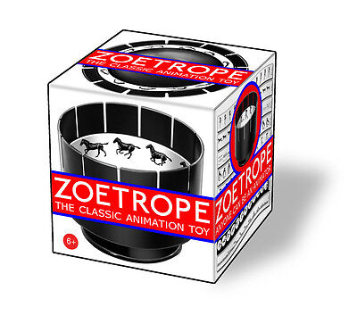 Zoetrope Animation seen in film The Woman In Black   Traditional Zoetrope Toy