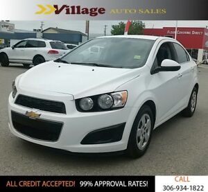 2012 Chevrolet Sonic LT Low Kilometers, Tinted Windows, Bluet...