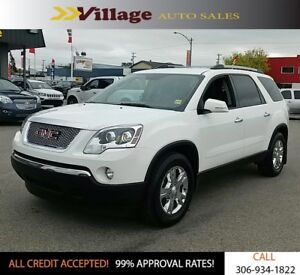 2012 GMC Acadia SLE Back-up Camera, Front Fog Lights, All Whe...