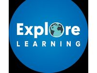 Explore Learning. Award-Winning Maths and English Tuition