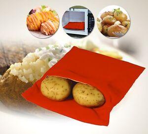 Bolsa para cocinar patatas en 4 minutos microondas potato for Cocinar en 30 minutos