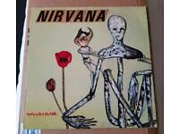 Nirvana Incesticide Original 1992 vinyl pressing
