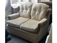 2 seater and 2 chairs sofa FREE to anyone collecting by Friday 24th Aug