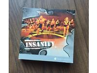 Insanity cardio fitness workout DVD set