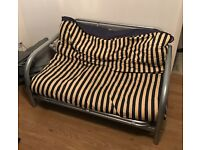Metal Futon - Cheap fully operational futon for sale