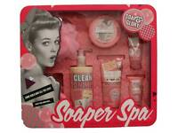 Soap and glory soaper gift set